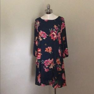 Everly floral sheath dress 🌺